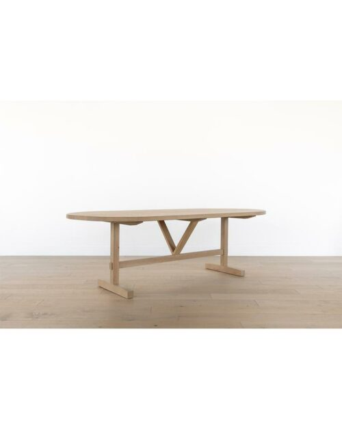 Giselle Oval Dining Table