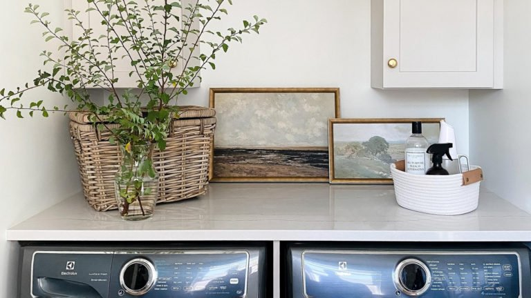 A Laundry Room to Love