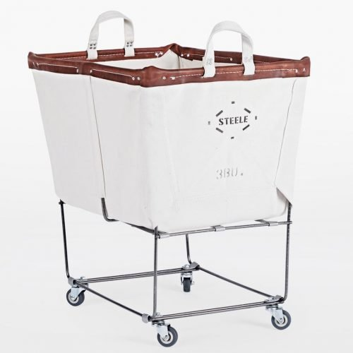Steele Canvas 3 Bushel Laundry Bin