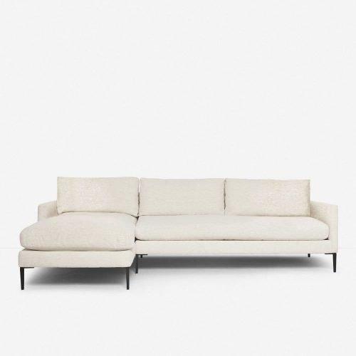 Allisen Left-Facing Sectional Sofa, Sand