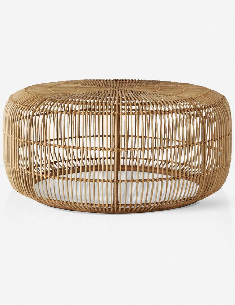 Amina Round Coffee Table