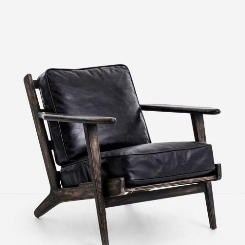 Austin Accent Chair, Black
