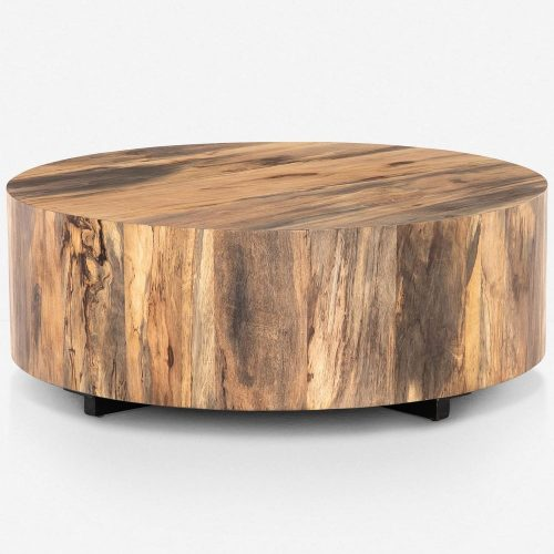 Boni Round Coffee Table