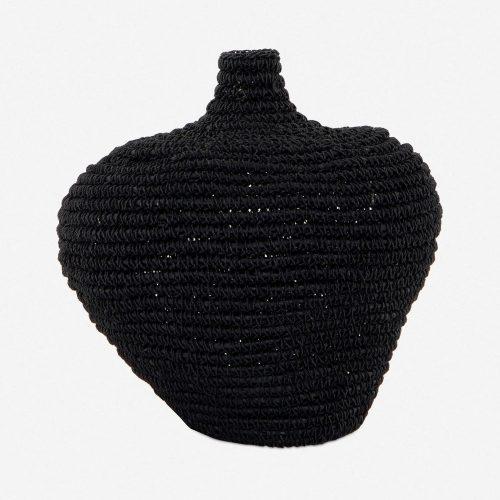 Didi Basket, Black Banana Leaf