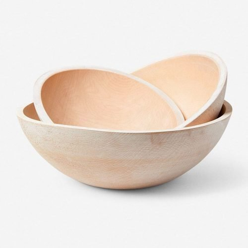 Farmhouse Pottery Beechwood Bowl