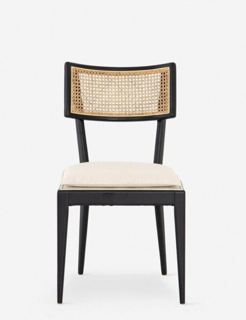 Jaz Dining Chair, Black