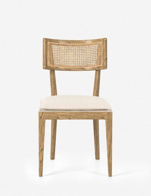 Jaz Dining Chair, Natural
