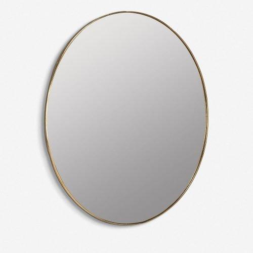 Jezebel Round Mirror