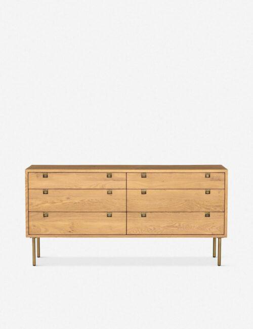 Karma 6-Drawer Dresser