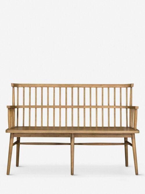 Lanae Bench, Sandy Oak