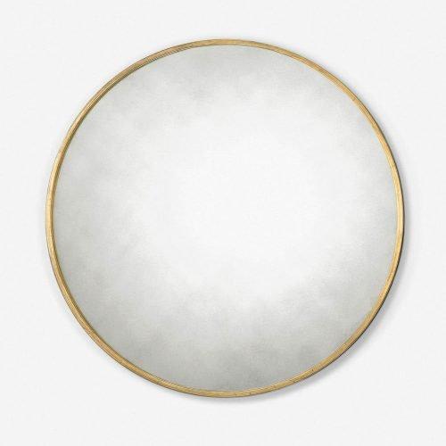 Mercedes Round Mirror