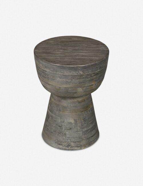 Miro Side Table, Gray