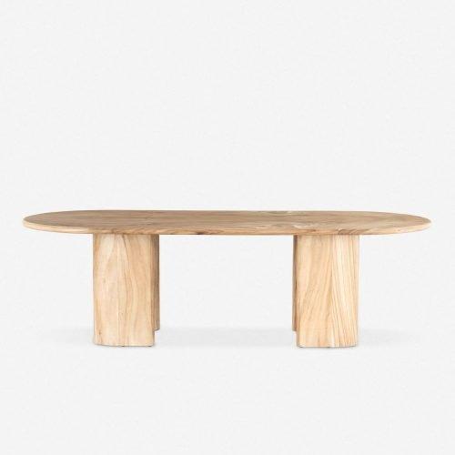 Nausica Oval Dining Table
