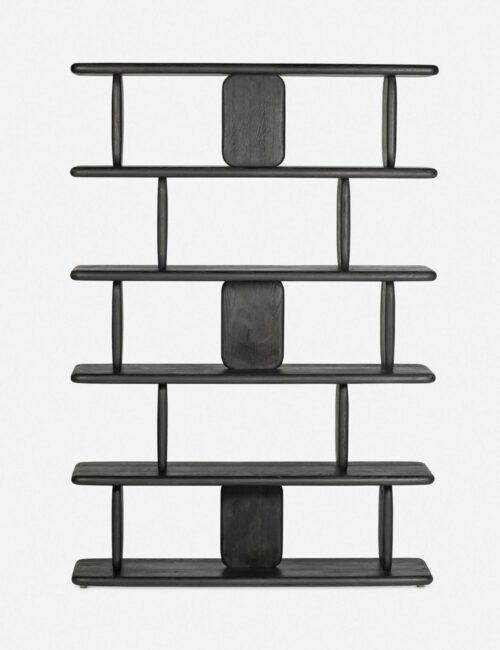 Nera Bookcase, Black