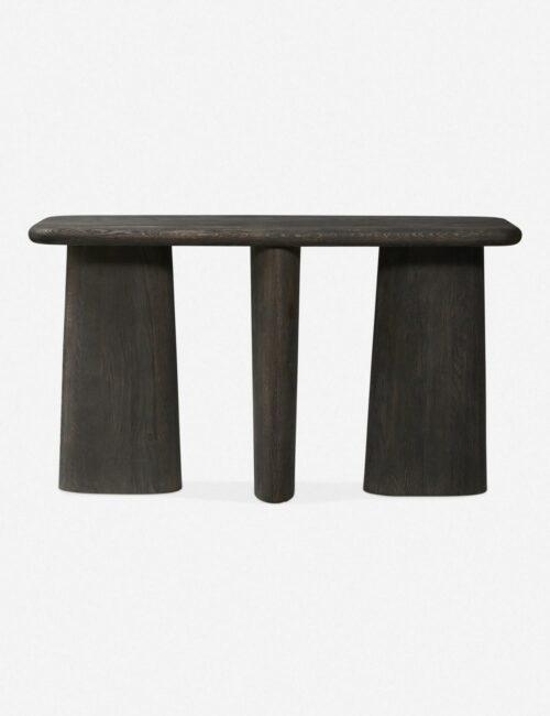 Nera Console Table, Black