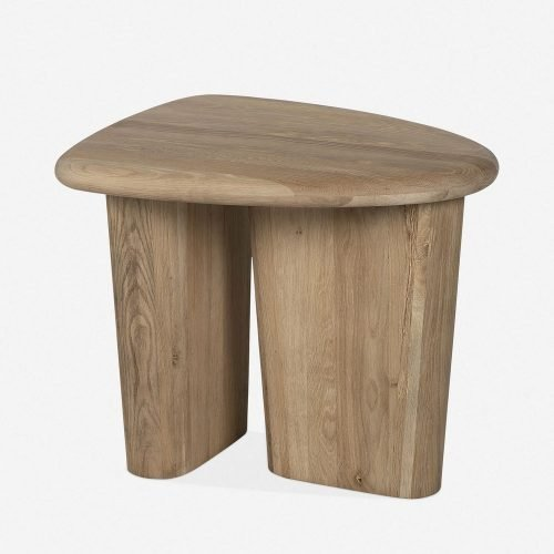 Nera Side Table, Natural