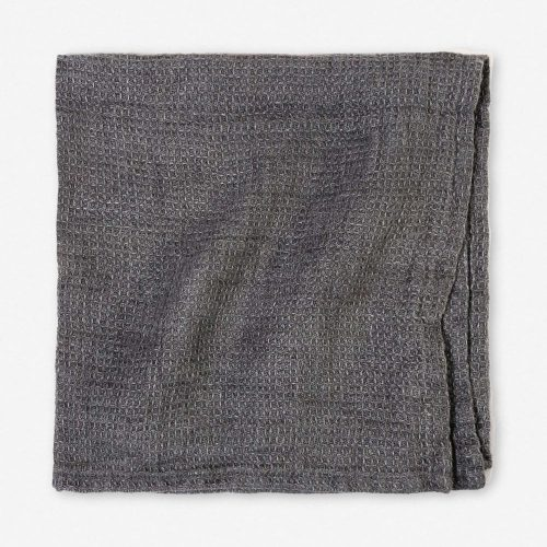 Pom Pom at Home Willow Napkin, Charcoal (Set of 4)