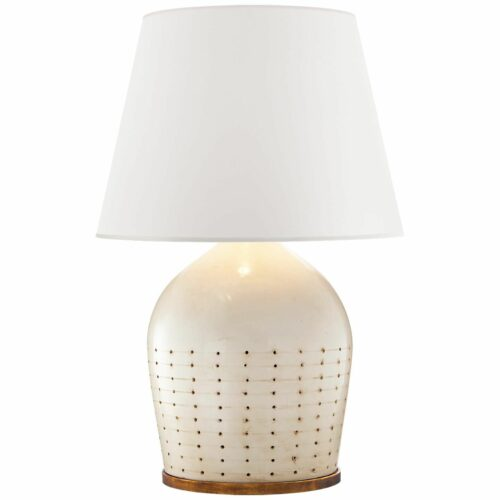 Ralph Lauren Ralph Lauren Halifax 36 Inch Table Lamp Halifax - RL 3634ICO-WP - Transitional