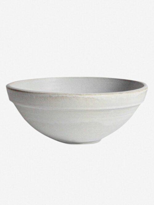 Sheldon Ceramics Farmhouse Serving Bowl, Stone