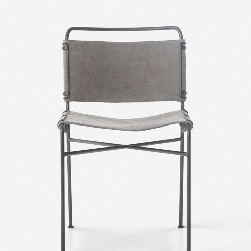 Trysta Dining Chair, Gray