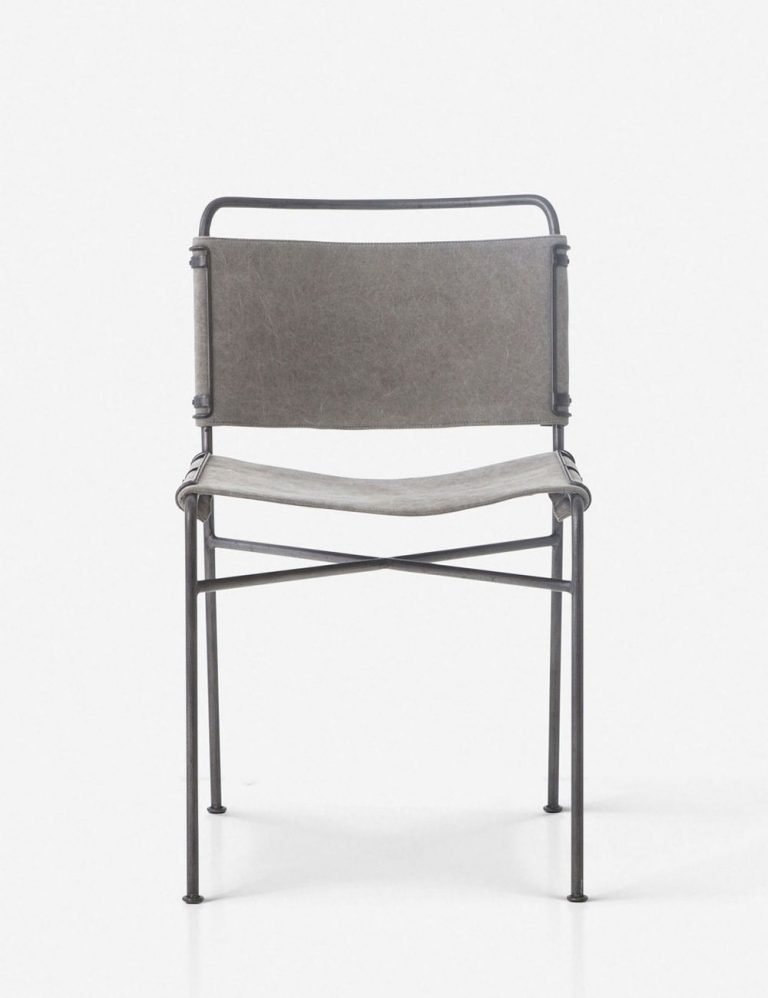 Trysta Dining Chair, Gray