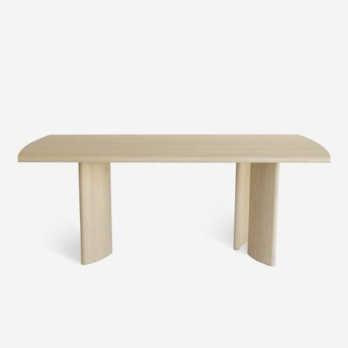 Sun at Six Crest Dining Table, Nude