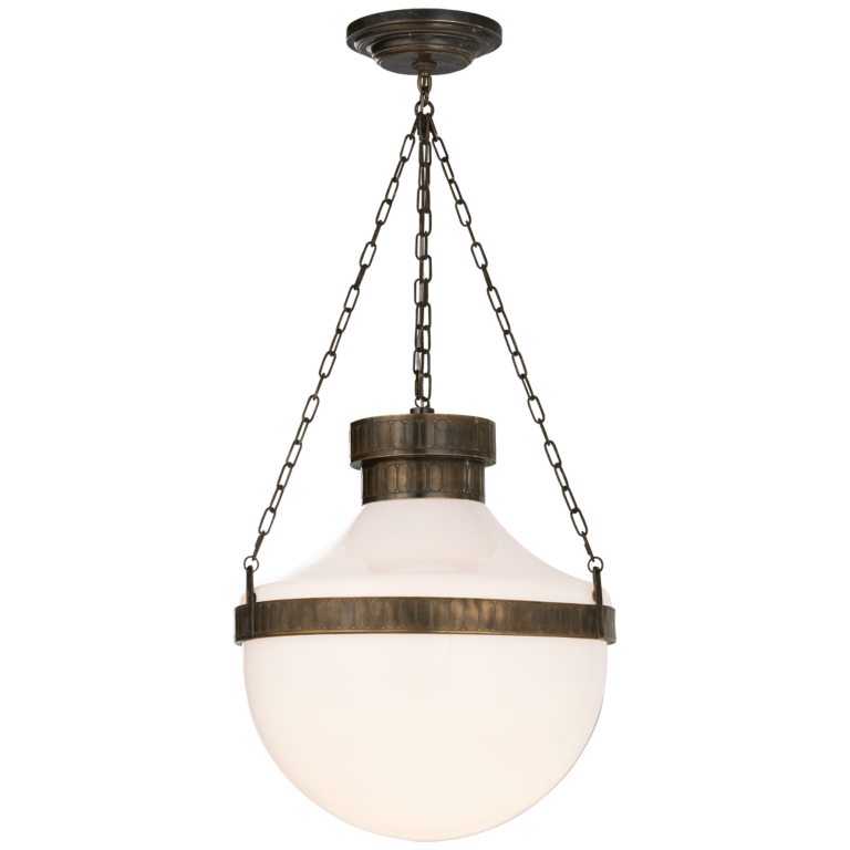 Modern Schoolhouse Lantern