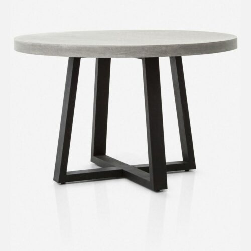 Agatha Round Indoor / Outdoor Dining Table