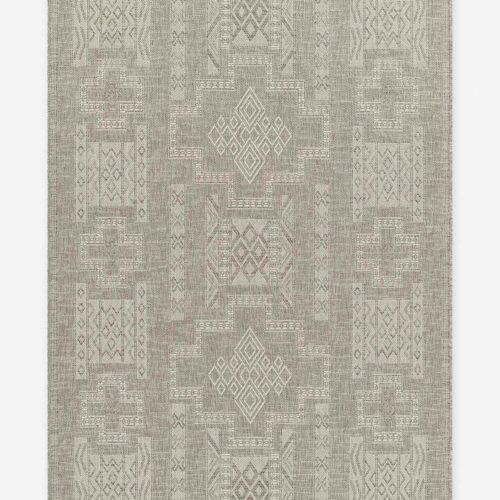 Ashanti Indoor / Outdoor Rug, Gray