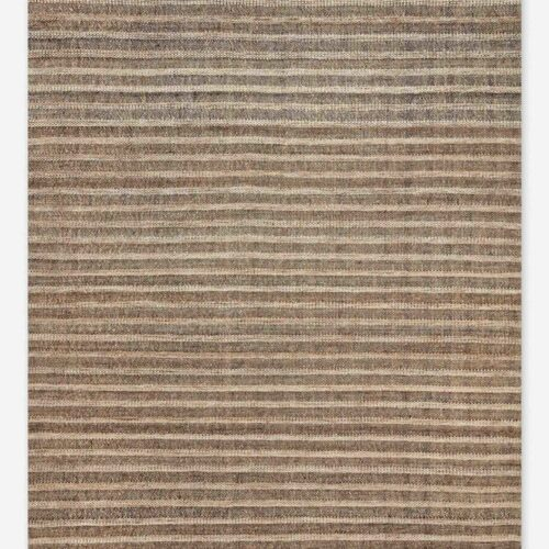 Burke Indoor / Outdoor Rug, Camel and Black