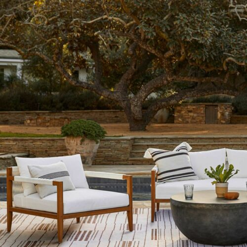 Cadenza Indoor / Outdoor Accent Chair