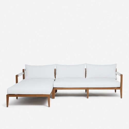 Cadenza Indoor / Outdoor Left-Facing Sectional Sofa
