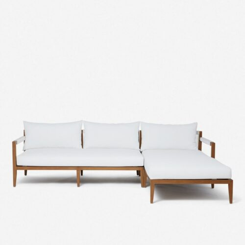 Cadenza Indoor / Outdoor Right-Facing Sectional Sofa