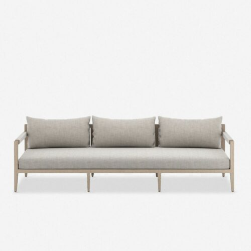 Cadenza Indoor / Outdoor Sofa, Neutral
