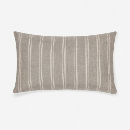 Marseille Indoor / Outdoor Lumbar Pillow, Tobacco