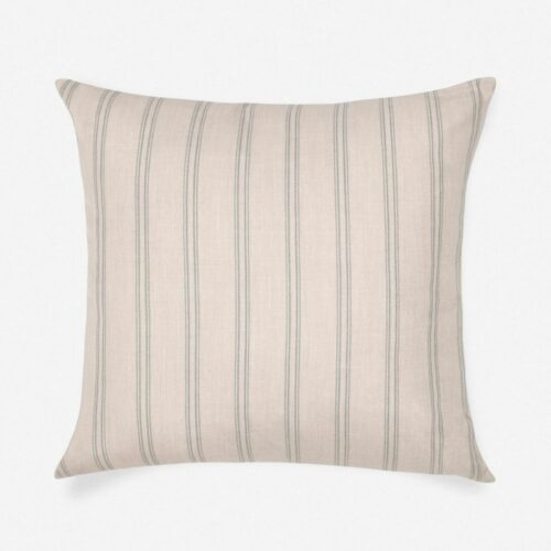 Marseille Indoor / Outdoor Pillow, Slate