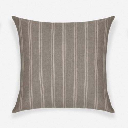 Marseille Indoor / Outdoor Pillow, Tobacco