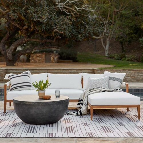 Misha Reversible Indoor / Outdoor Rug