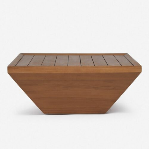 Valle Indoor / Outdoor Square Coffee Table