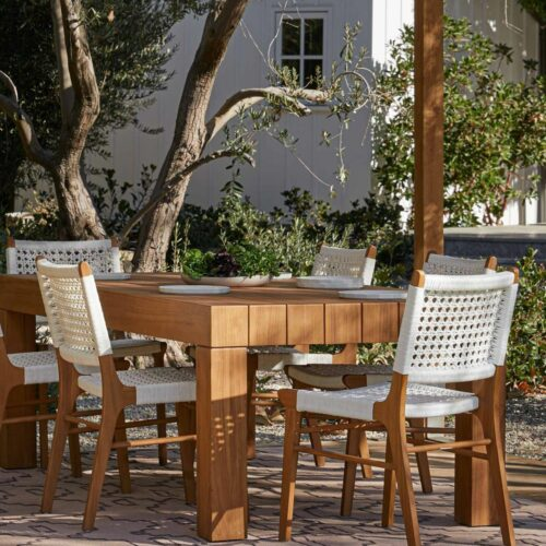 Ylva Indoor / Outdoor Dining Chair