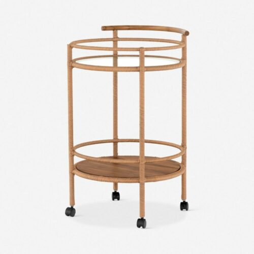 Annika Indoor / Outdoor Bar Cart