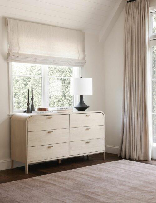 Brooke 6-Drawer Dresser