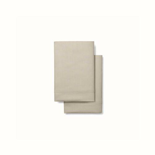 Organic Signature Hemmed Pillowcase Set