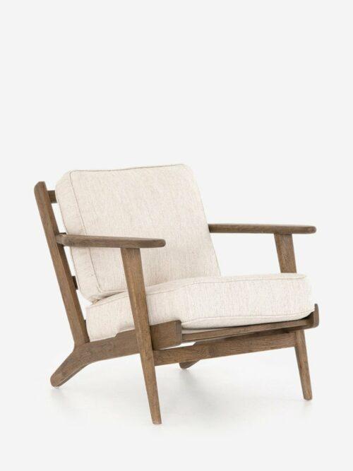 Austin Accent Chair, Avant Natural