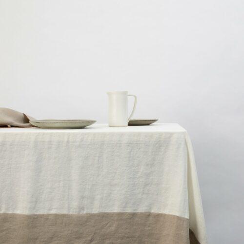 Cara Panel Tablecloth