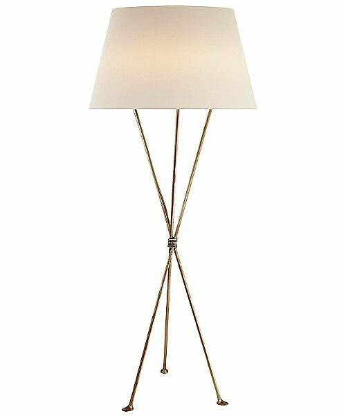 Lebon Floor Lamp by Visual Comfort - Color: Gold - Finish: Gold - (ARN 1027G-L)