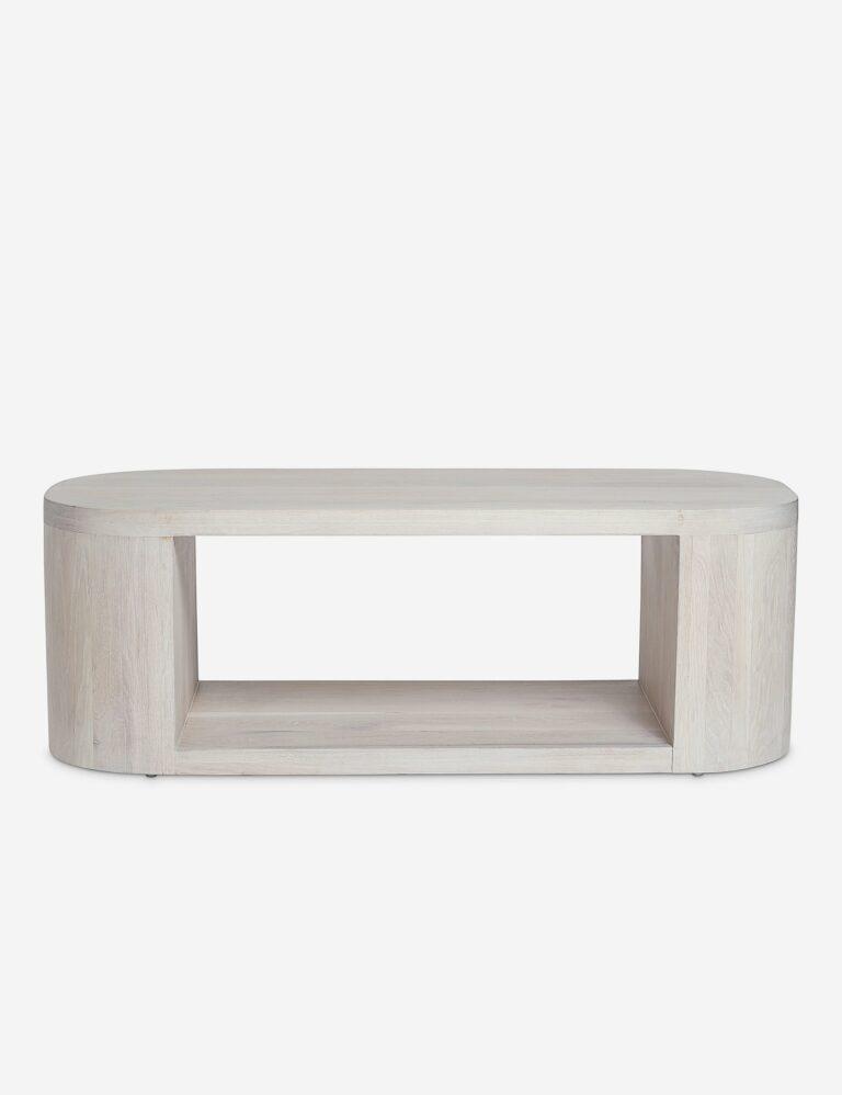 Luna Oval Coffee Table