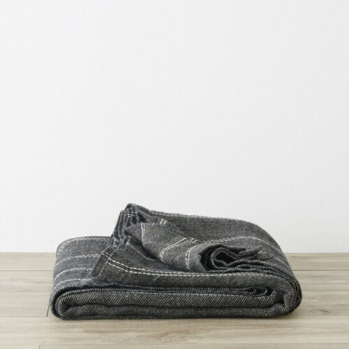 Mira Linen Bedcover - Rafa