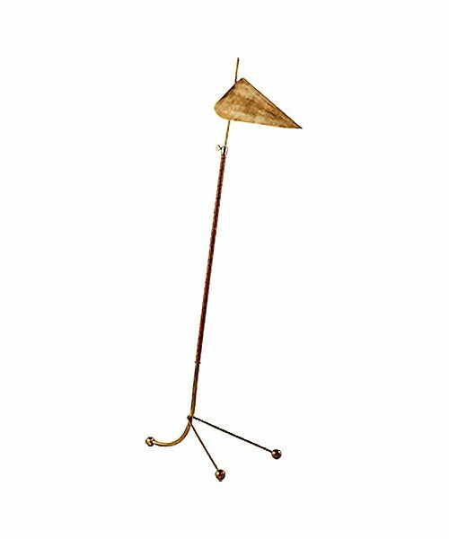 Moresby Floor Lamp by Visual Comfort - Color: Brass - Finish: Brass - (ARN 1014HAB-HAB)