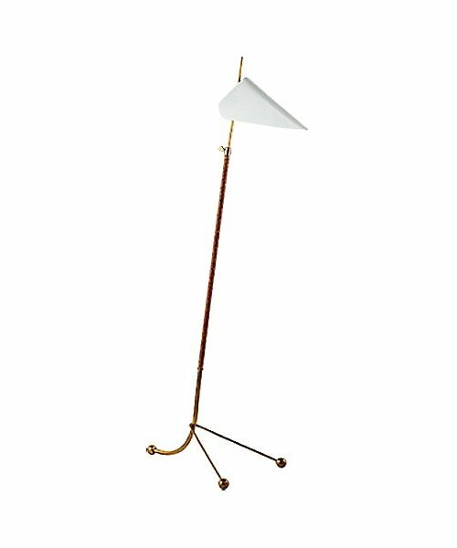 Moresby Floor Lamp by Visual Comfort - Color: White - Finish: White - (ARN 1014HAB-WHT)